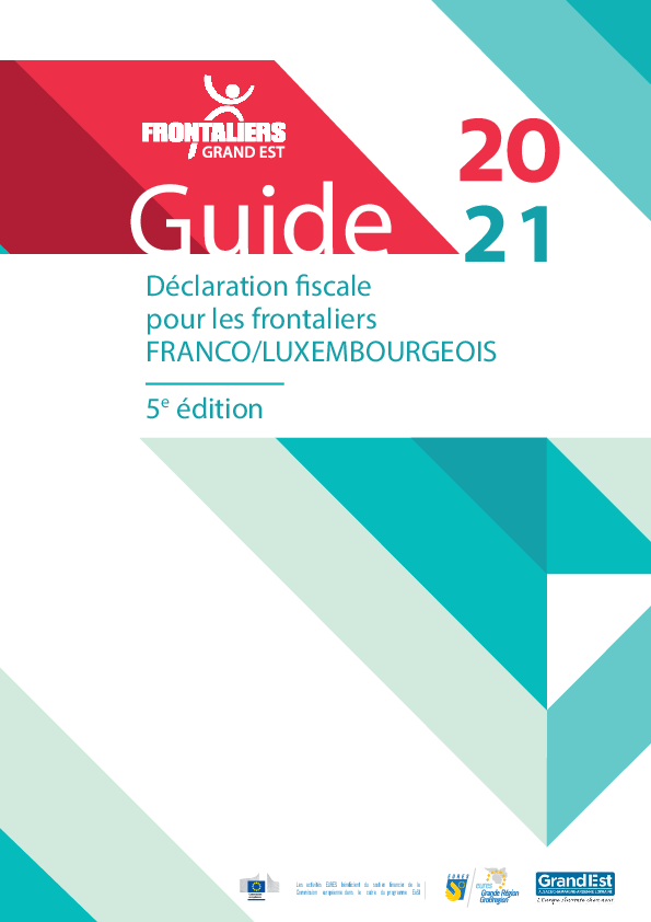 Guide 2019 - Declaration fiscale pour les frontaliers franco-luxembourgeois