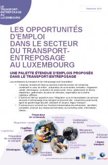 2017 Secteur Transport Luxembourg