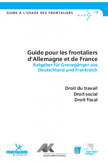 Guide frontaliers France Allemagne 2014