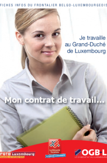 Frontaliers contrat travail OGBL