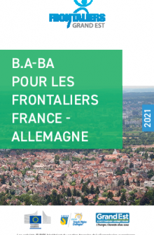BA BA frontaliers France-Allemagne